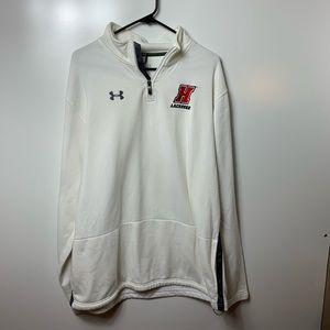 Under armour Houston cougars lacrosse shirt men xl